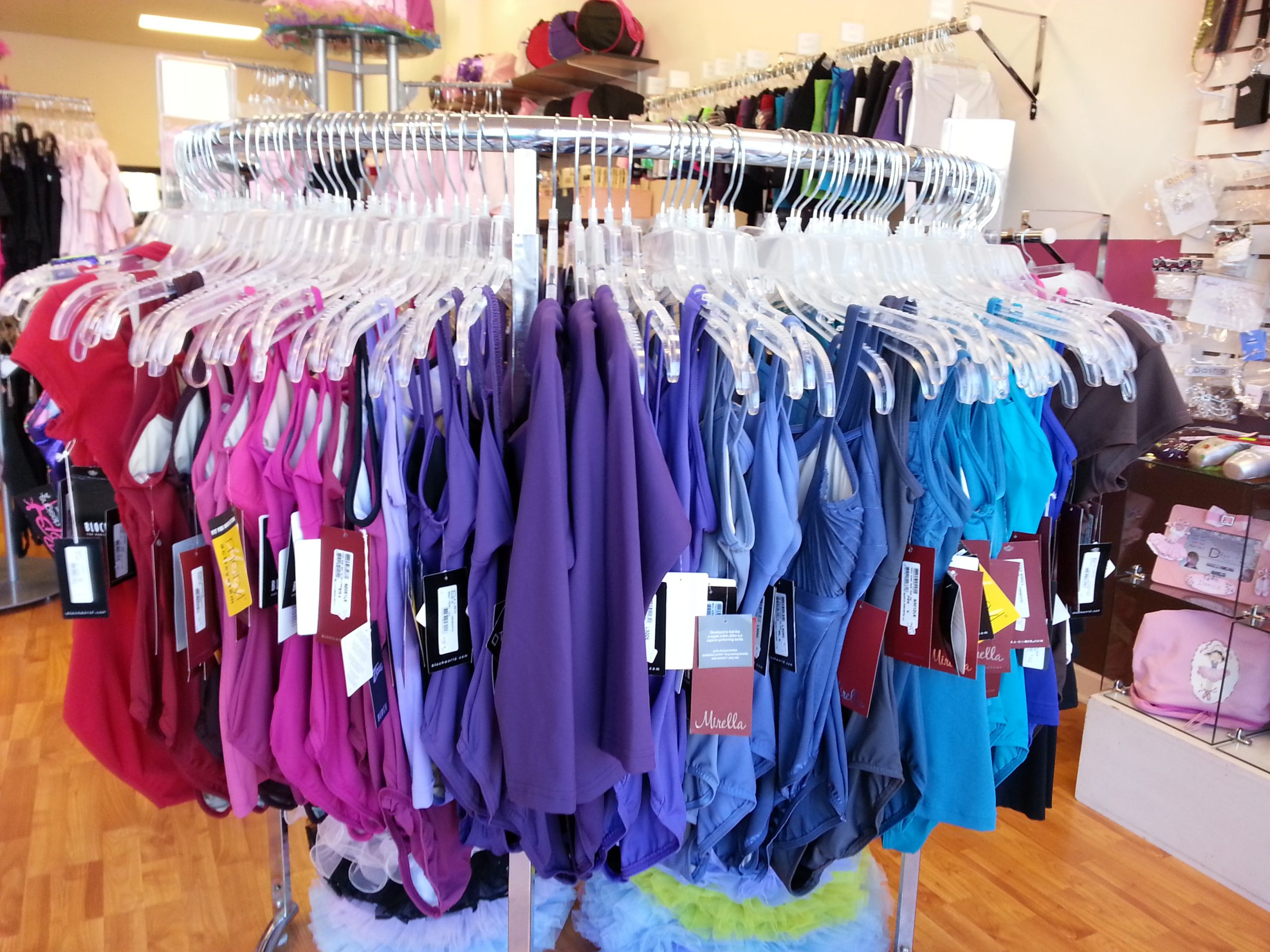 Dancers' Boutique-Leotards