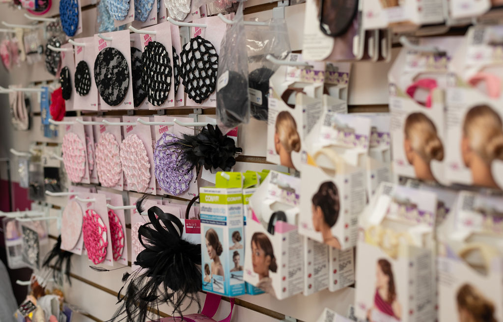 Dancers' Boutique-Hair Products & Accessories