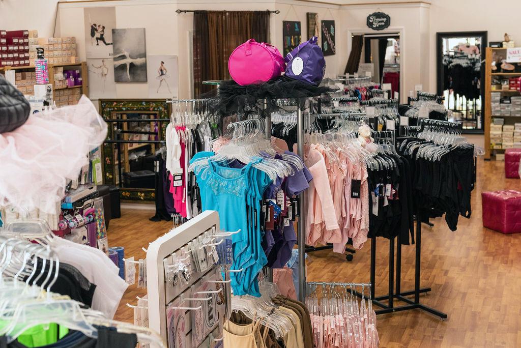 Dancers' Boutique-home